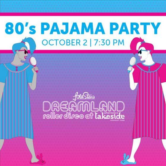80s Slumber Party